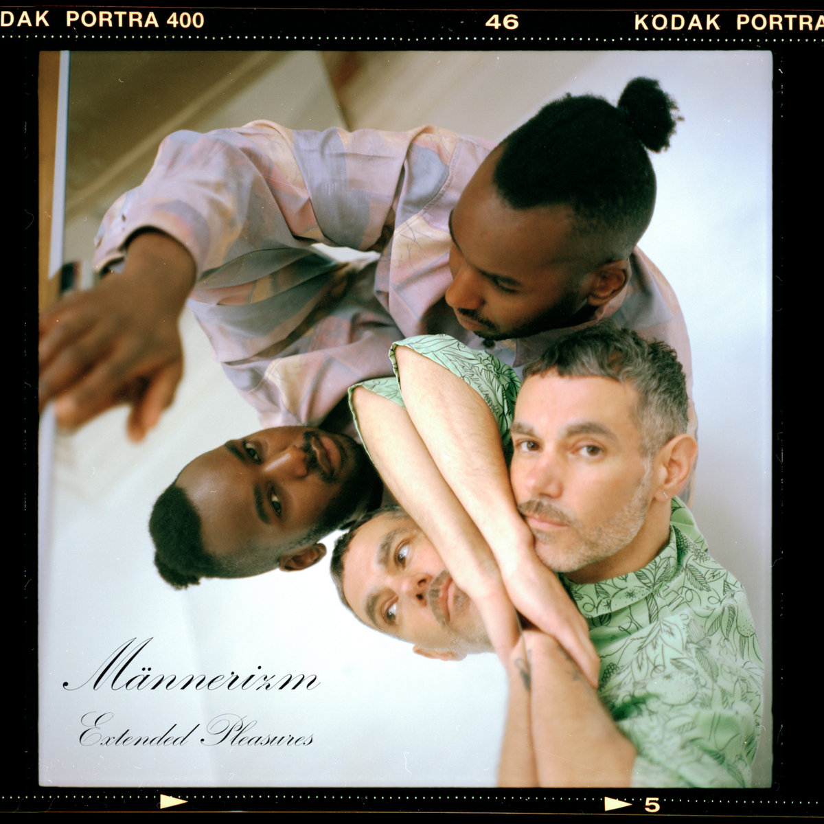 Männerizm Album Cover