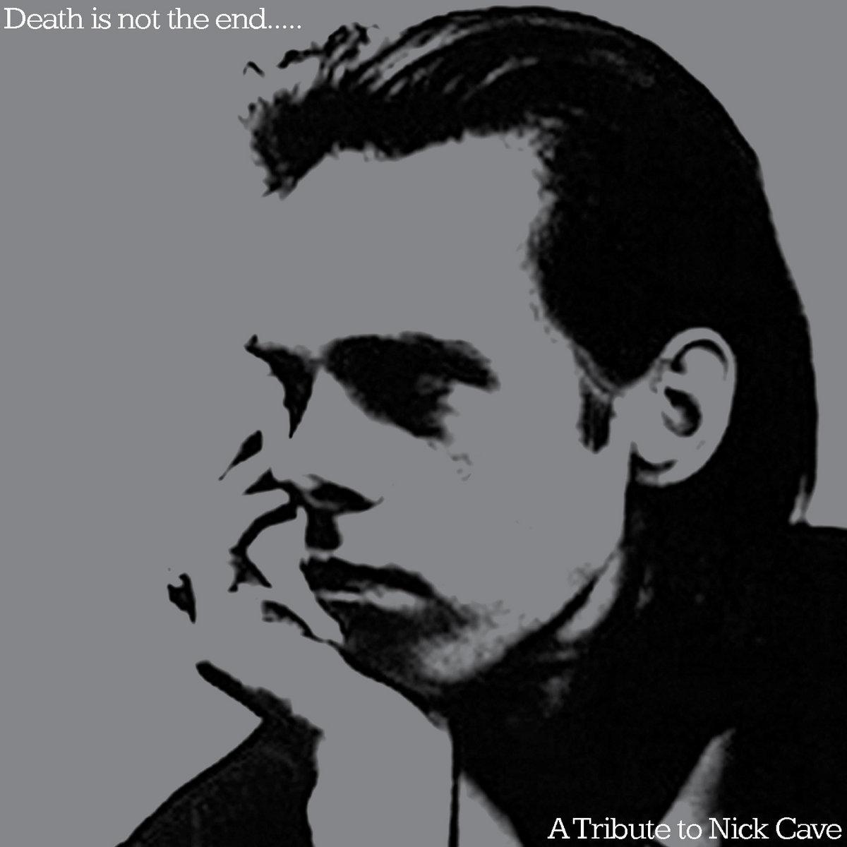 Nick Cave Compilation Album Cover