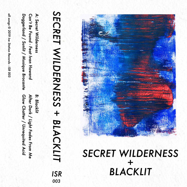 Secret Wilderness Blacklit Cover