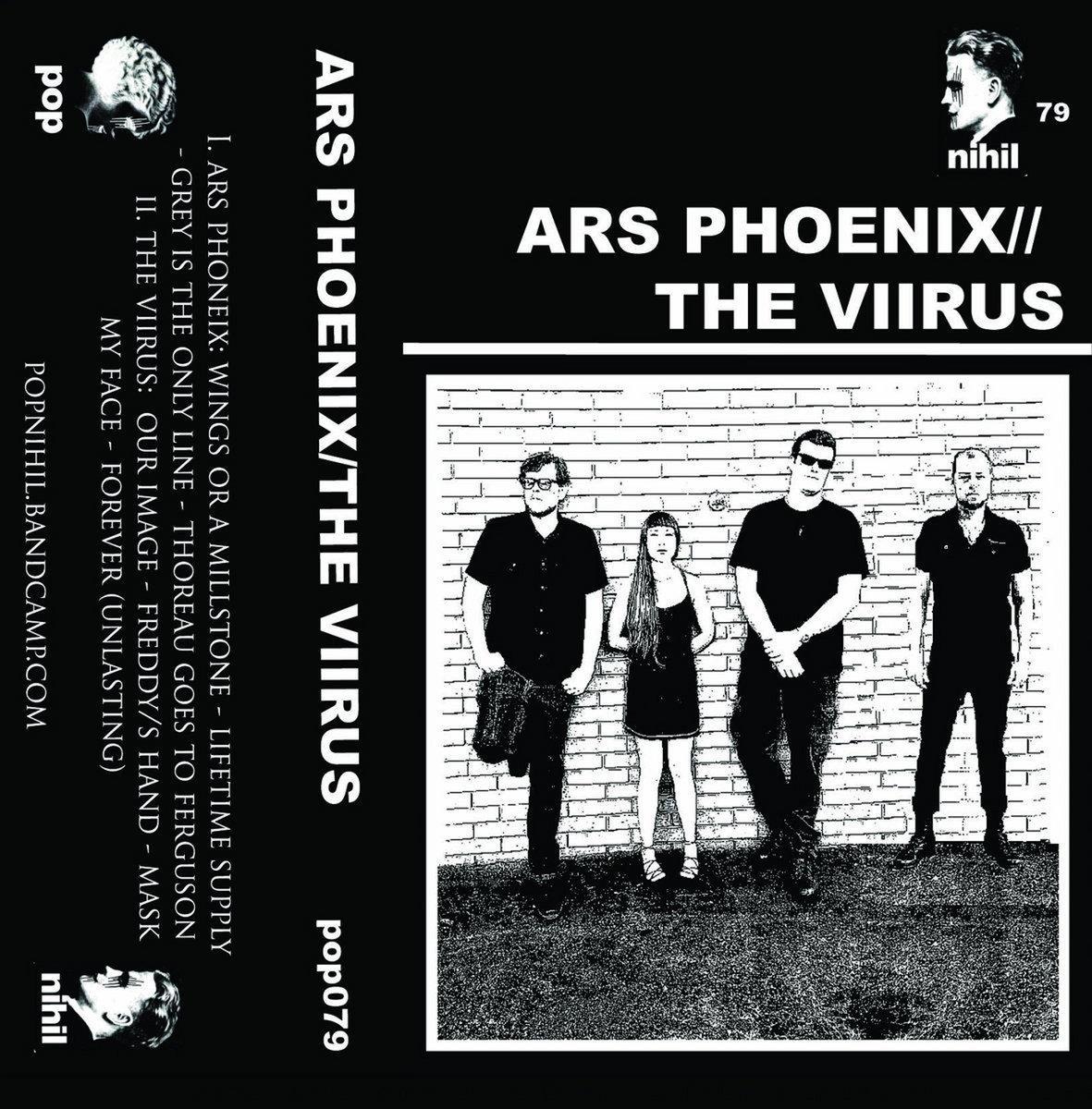 Ars Phoenix Album Cover