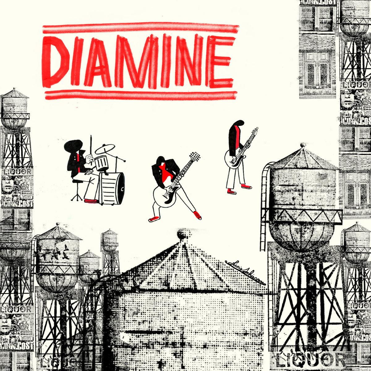 Diamine Album Cover