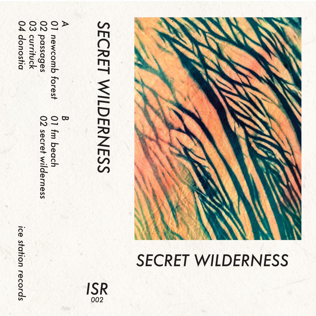 Secret Wilderness Self Titled Cover