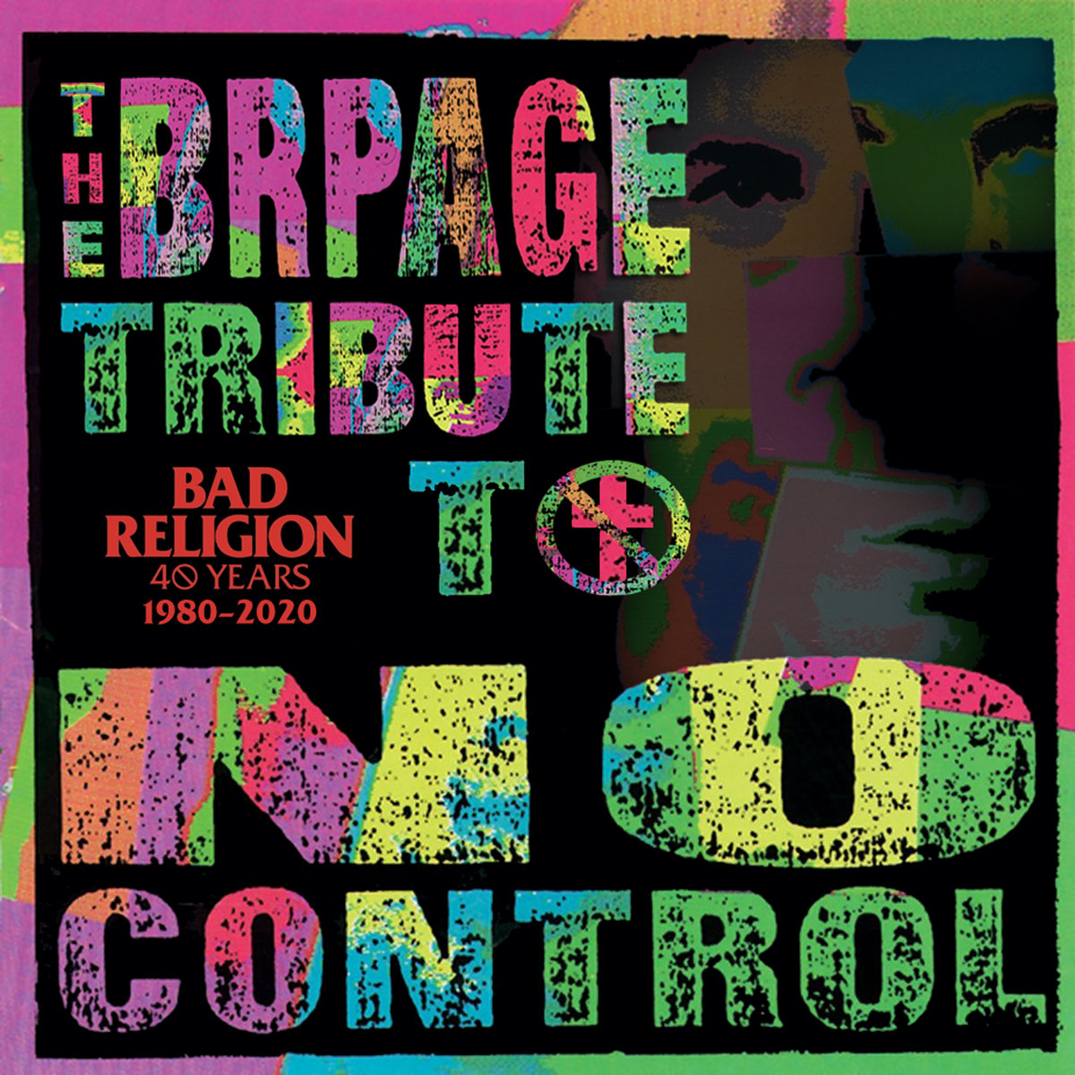 Teething Veils Bad Religion Cover